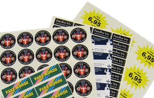 Klistermærker Og Stickers Køb Billige Til Biler Med Logo