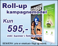 Kampagne roll-up